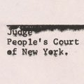 Summons for the People's Court Housing Crimes Trial (1970).
