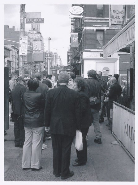 Dedication of Jane Wood Way (undated).