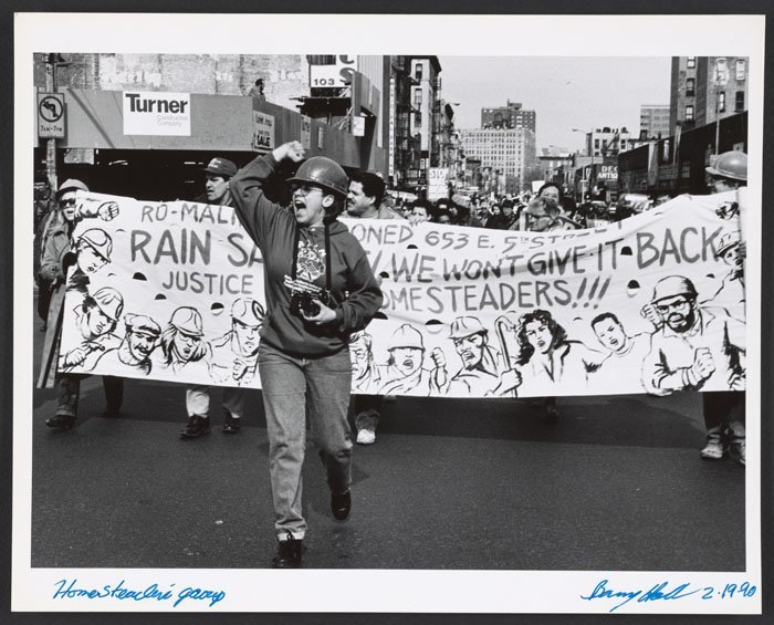 Homesteaders' Rally (1990).